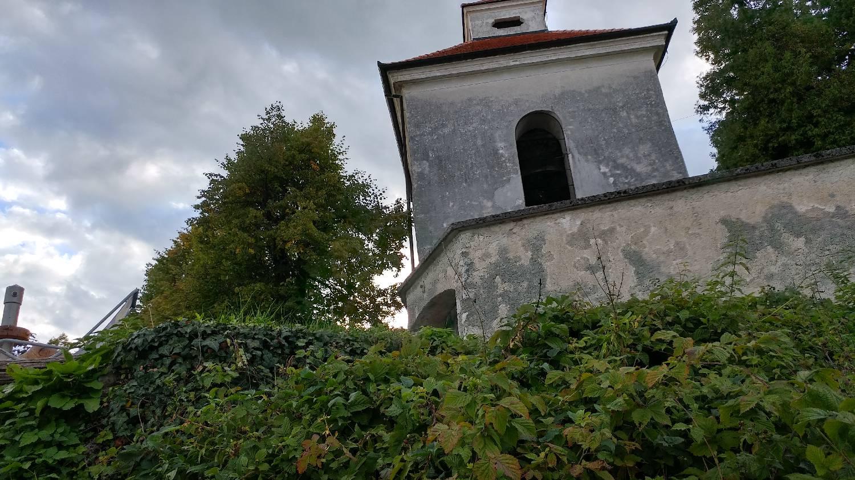 Šmarna Gora prikazna slika
