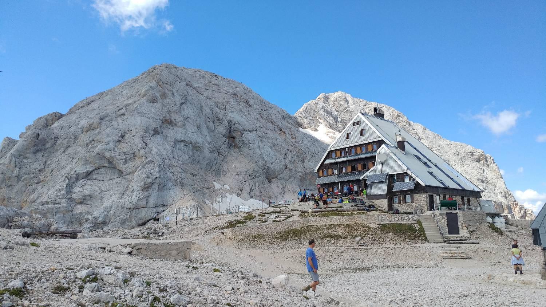 Dolina Krma - Kredarica  glavna slika