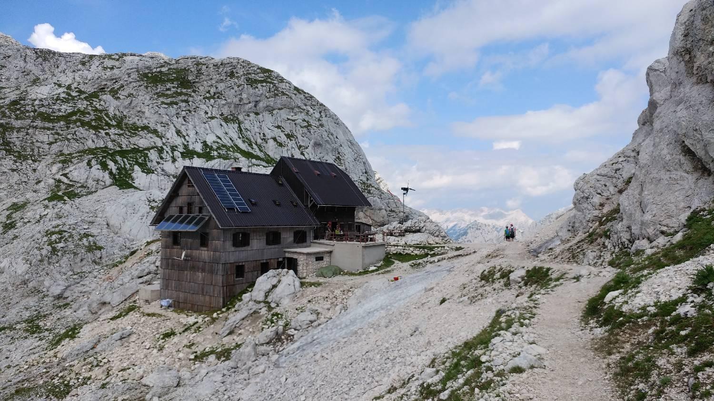 Planinski dom Savica - Dolič  glavna slika