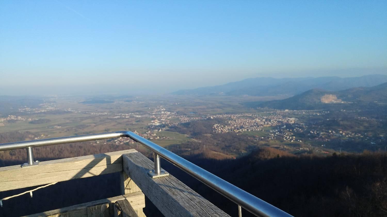 Vrhnika - Planina nad Vrhniko prikazna slika