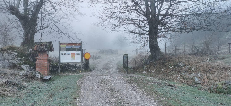 Planina Srednica (Spodnje parkirišče) prikazna slika