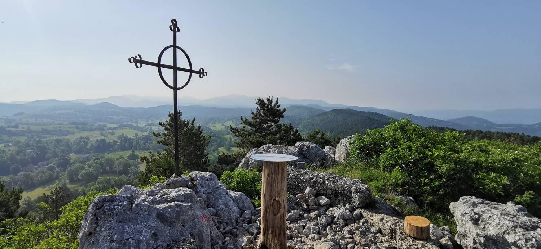 Grgarske Ravne - Sveti Lovrenc (nad Grgarskimi Ravnami) - glavna slika